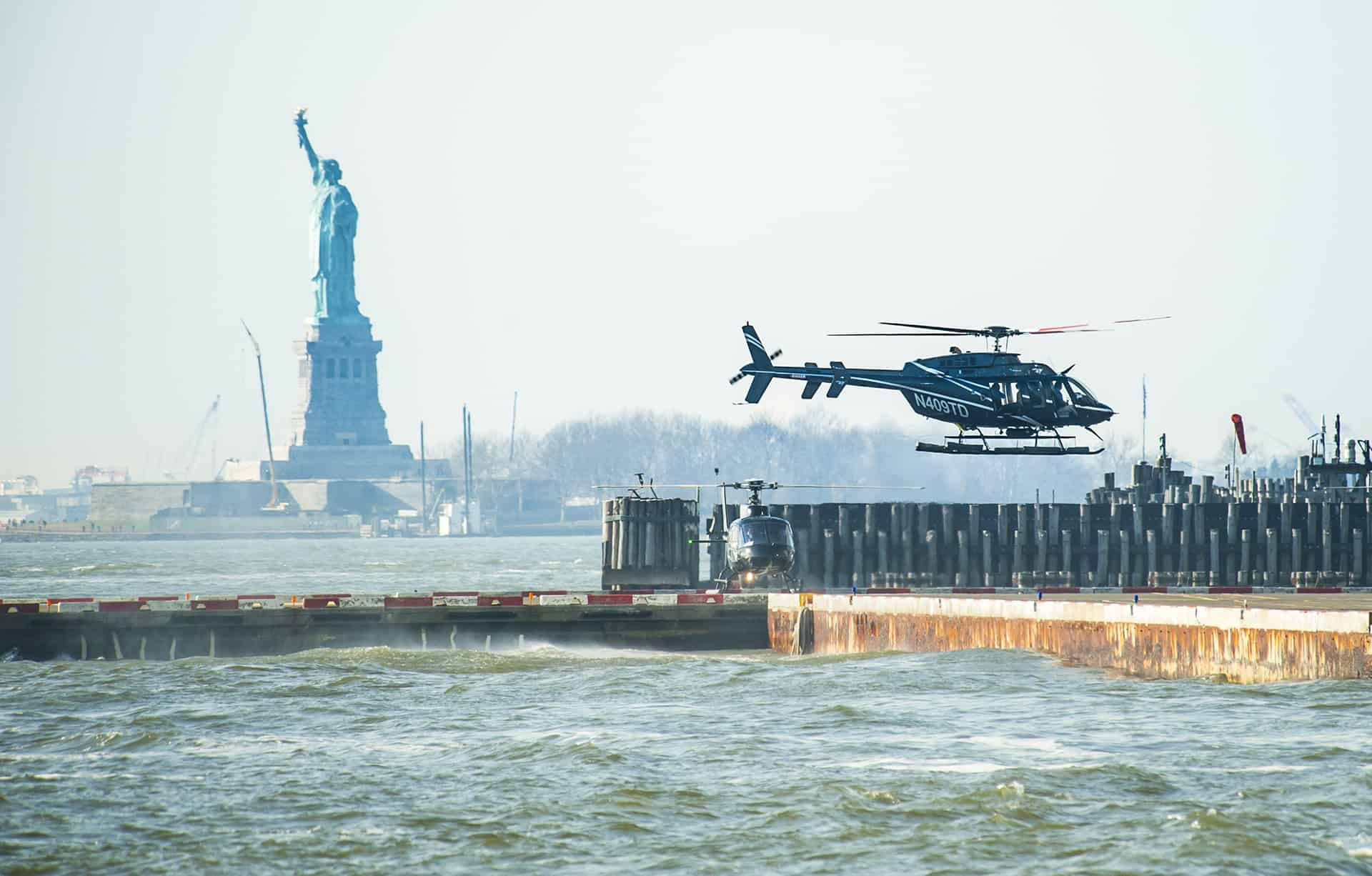 ticket helicoptere new york