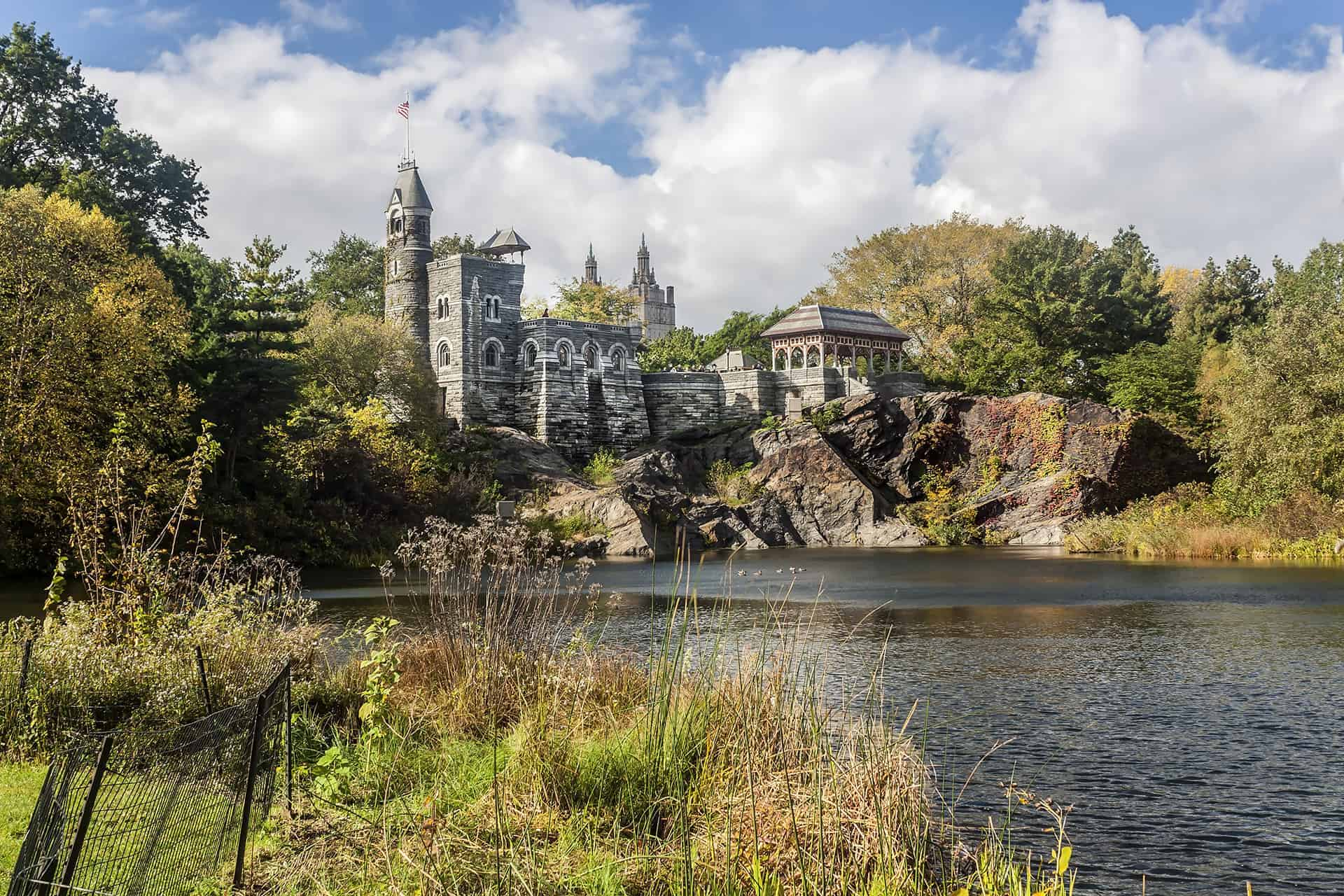 belvedere castle new york