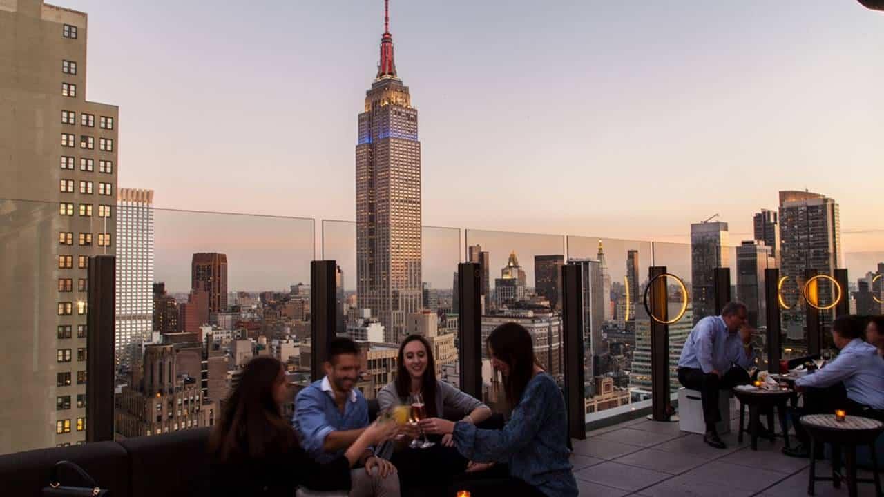 the skylark new york