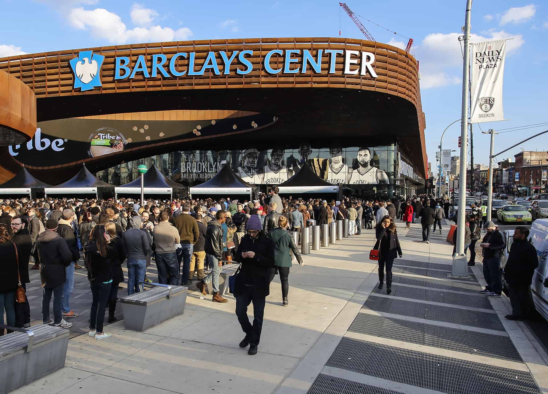 barclays center basketball new york