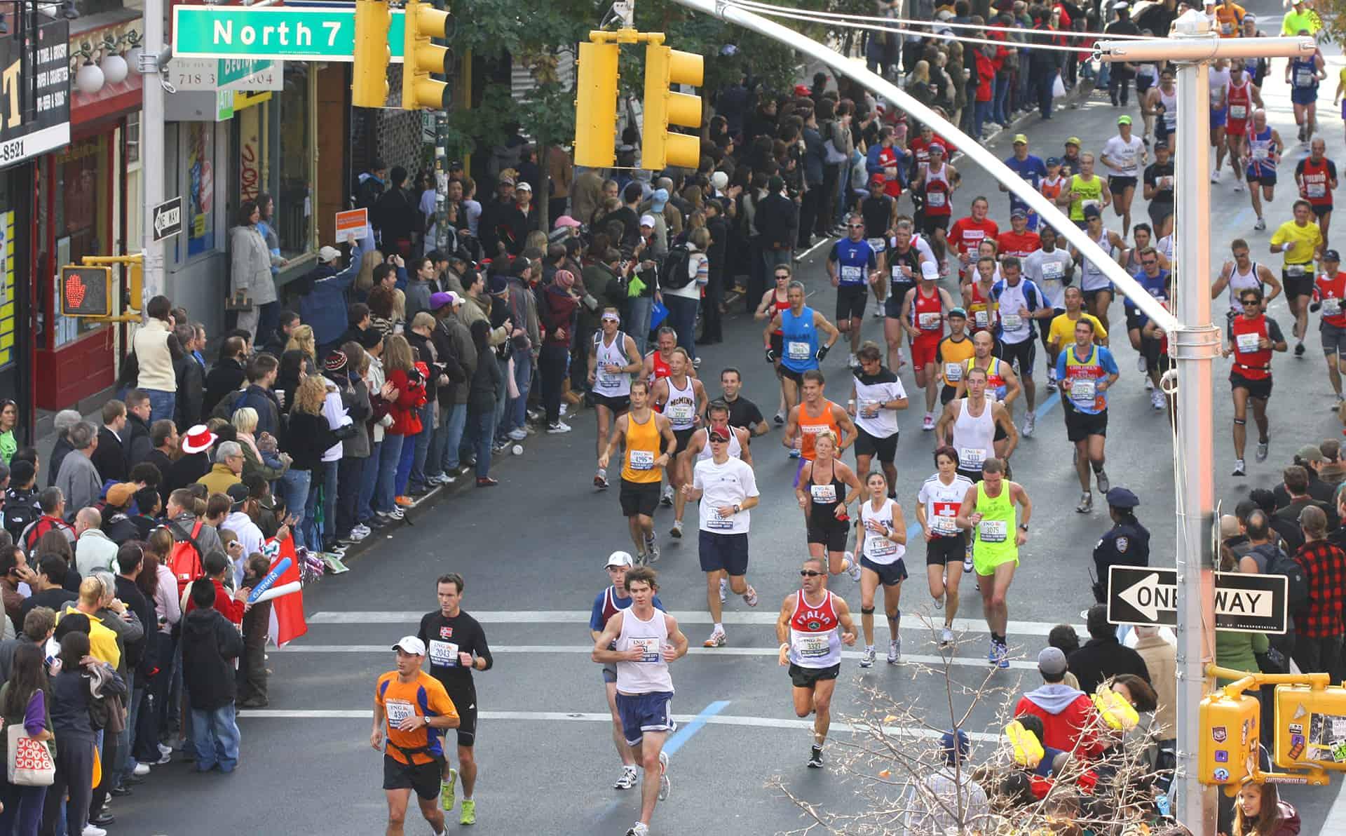 participer au marathon ny