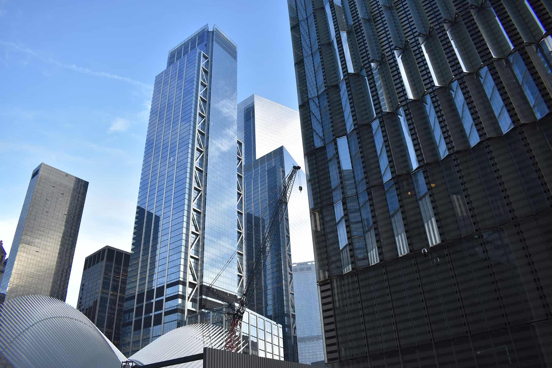 3 WTC new york