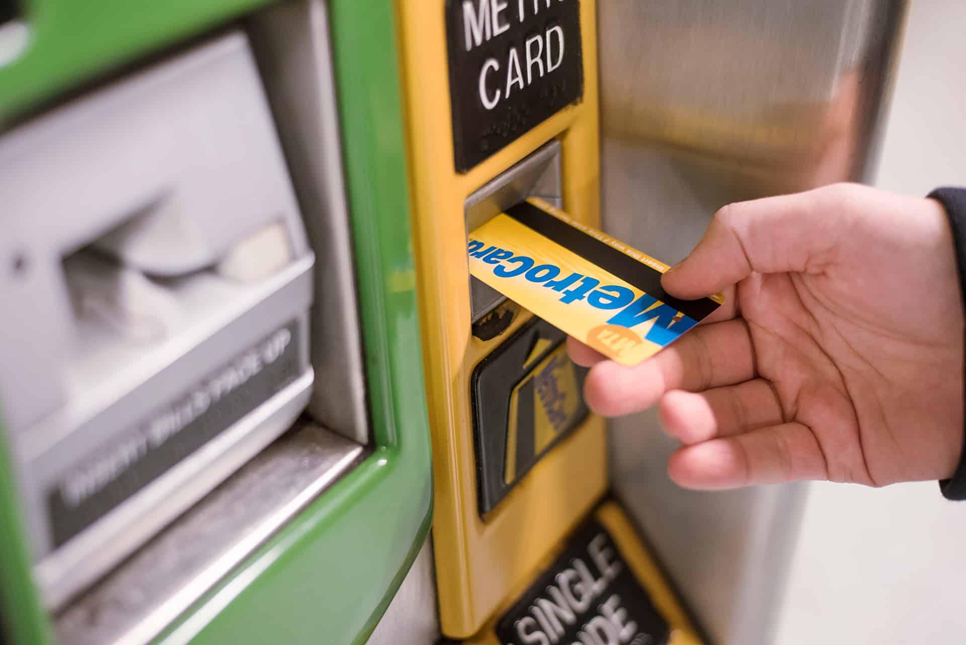 tarifs metrocard NY
