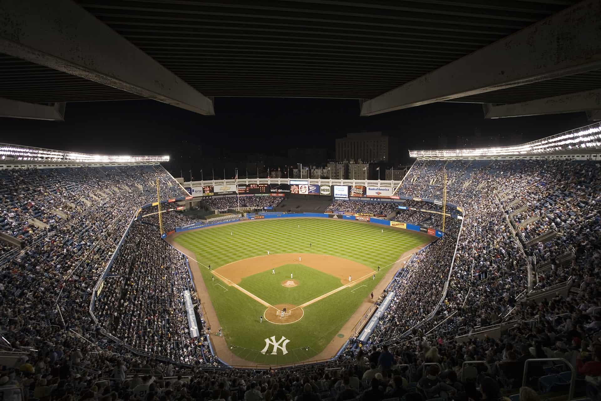 match baseball NY