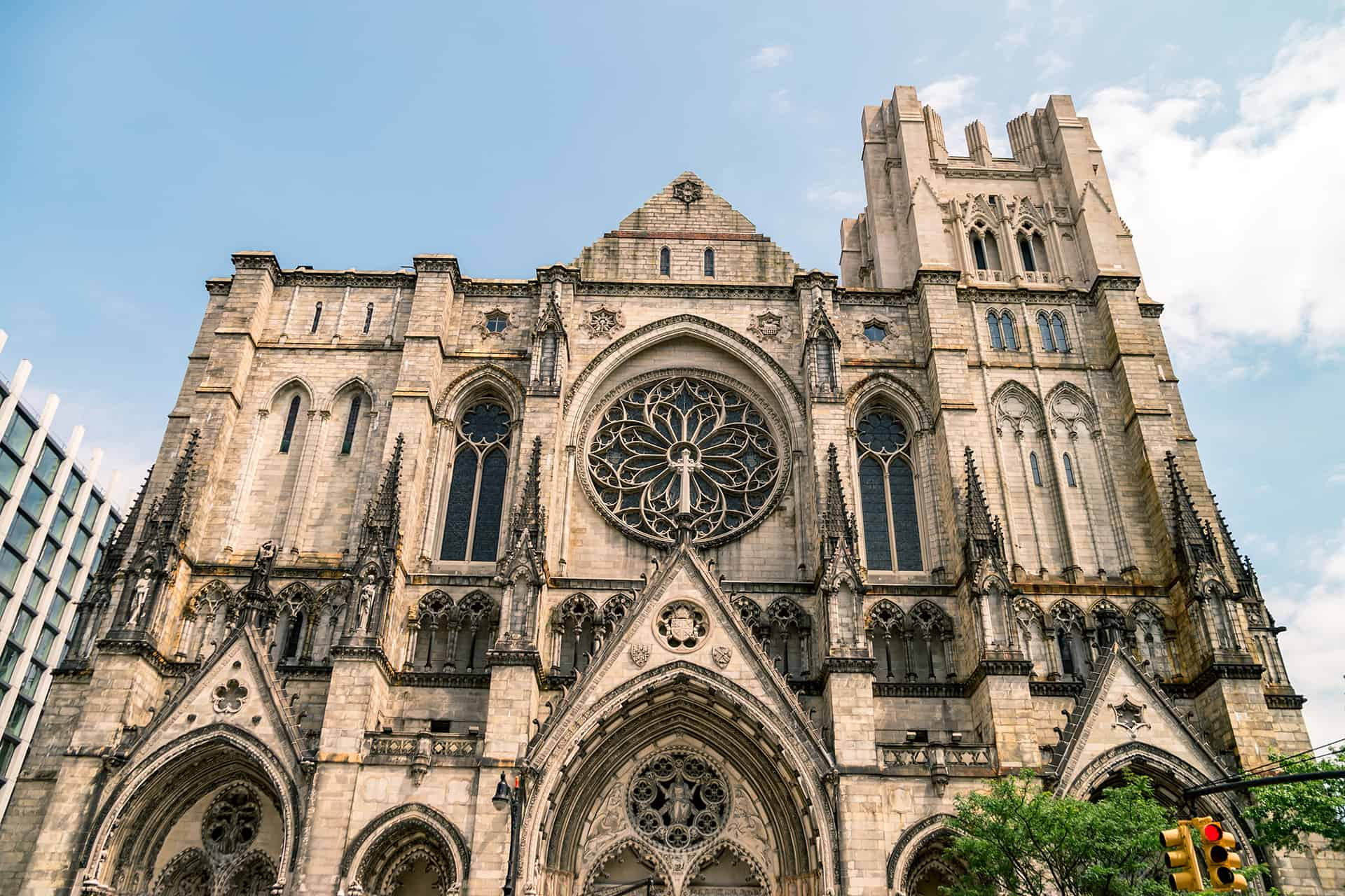 cathedrale saint john the divine