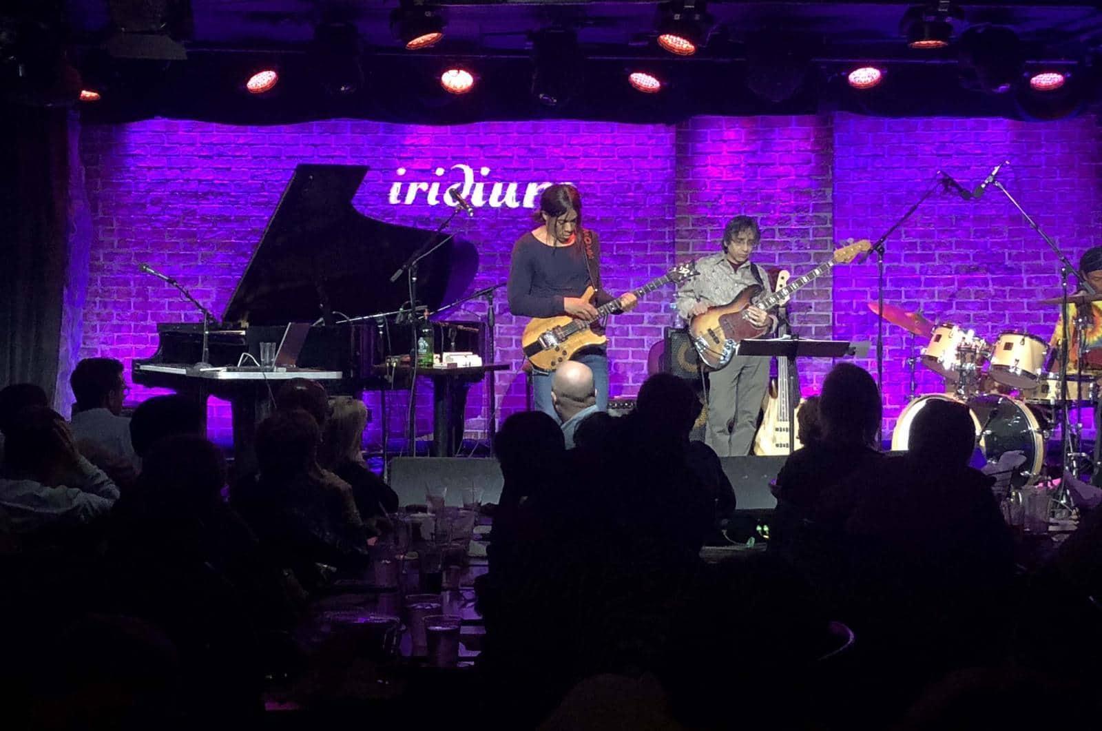 iridium jazz club new york