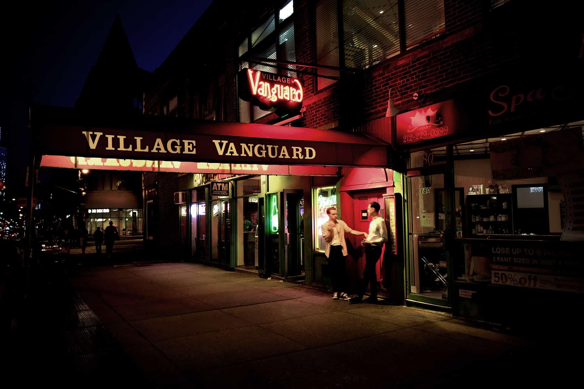 meilleur club jazz new york
