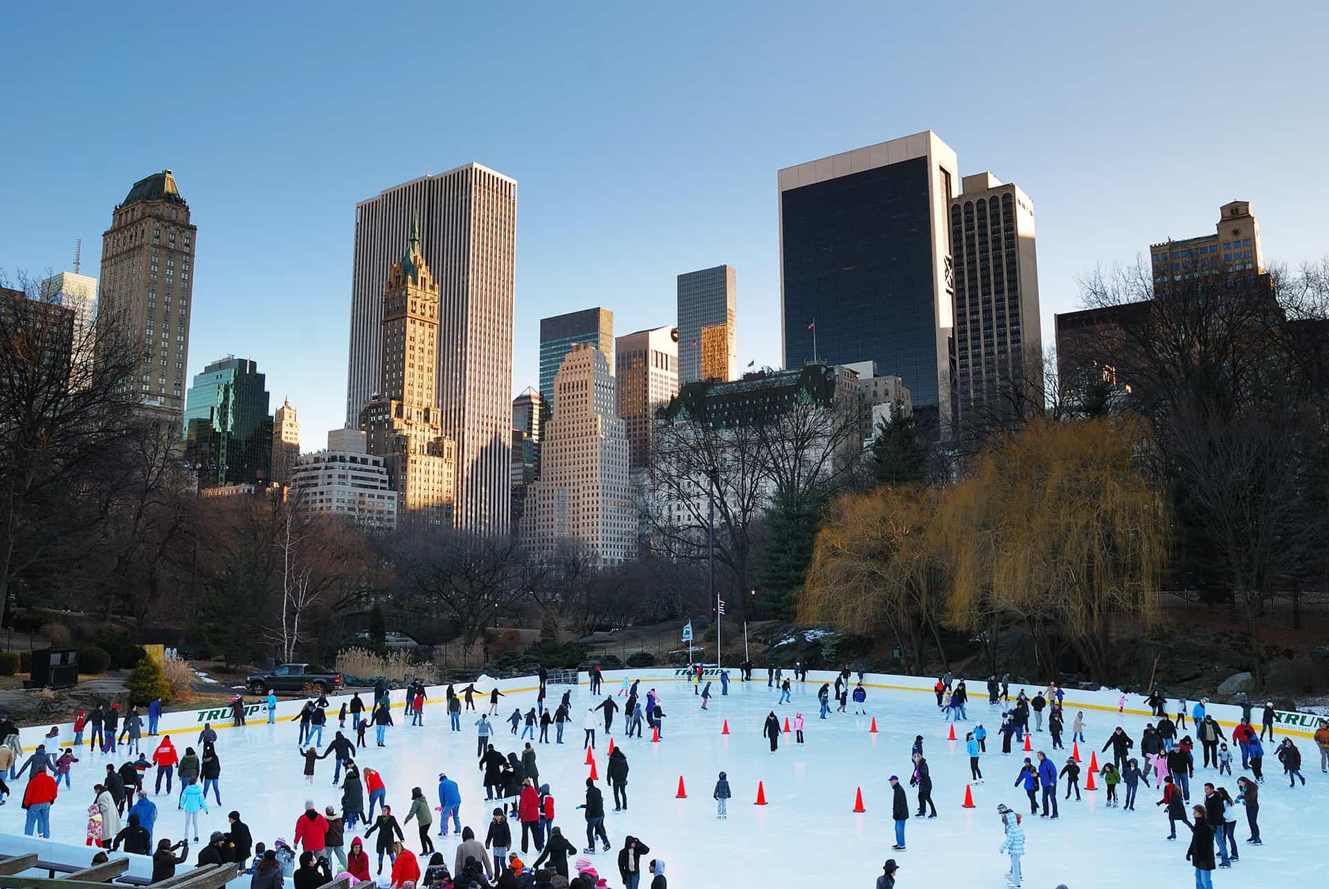 nouvel an central park
