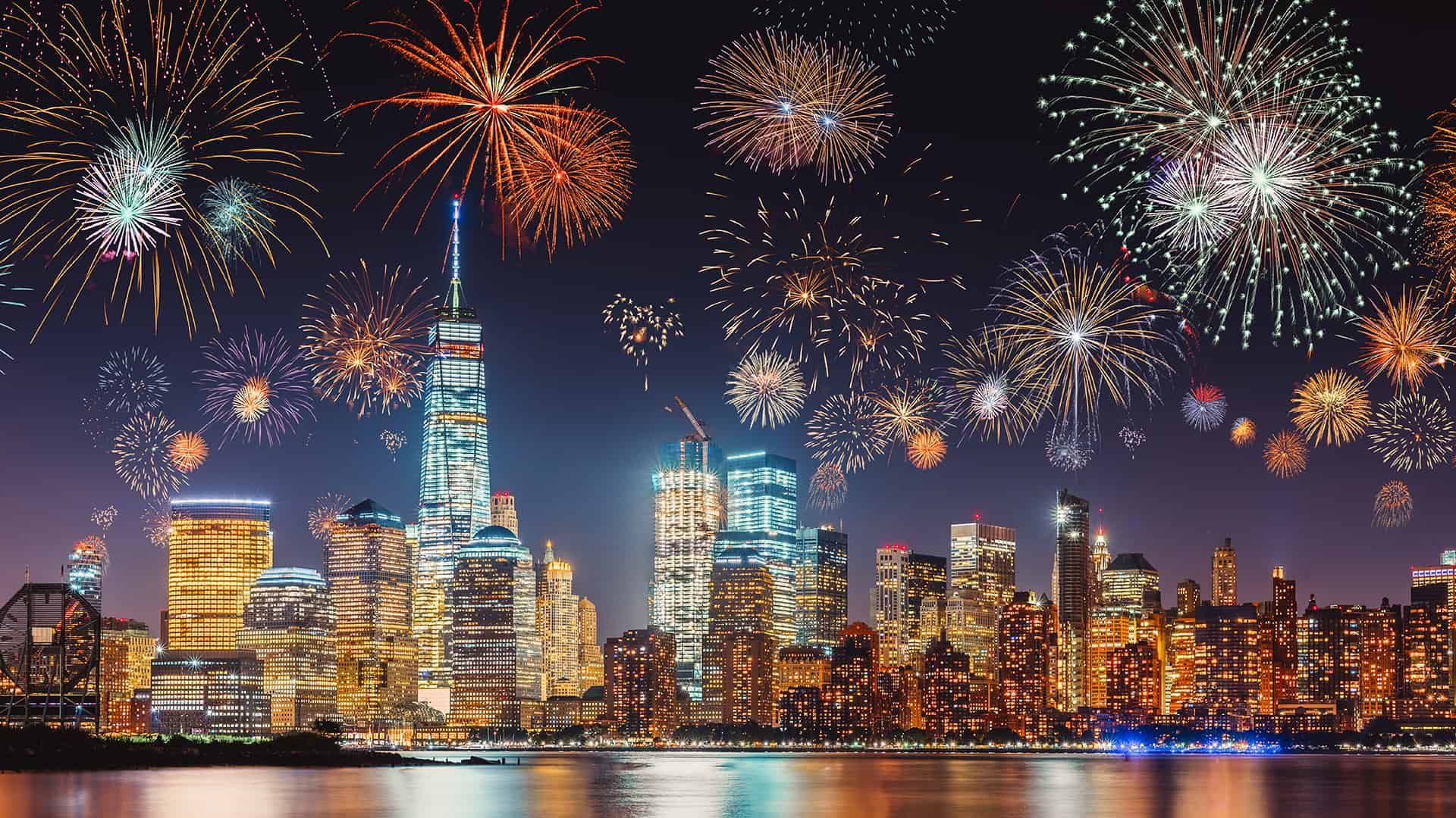 nouvel an new york