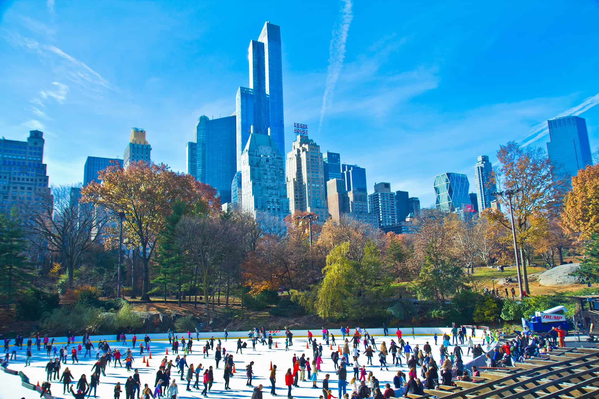 patinoire new york central park