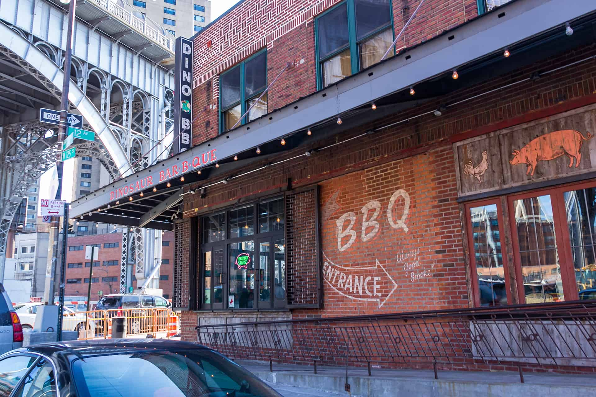 restaurants new york
