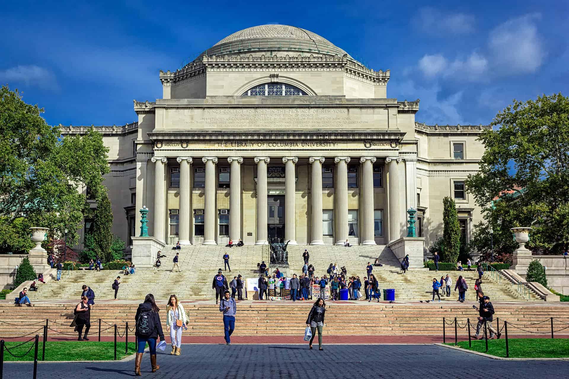 etudier universite columbia