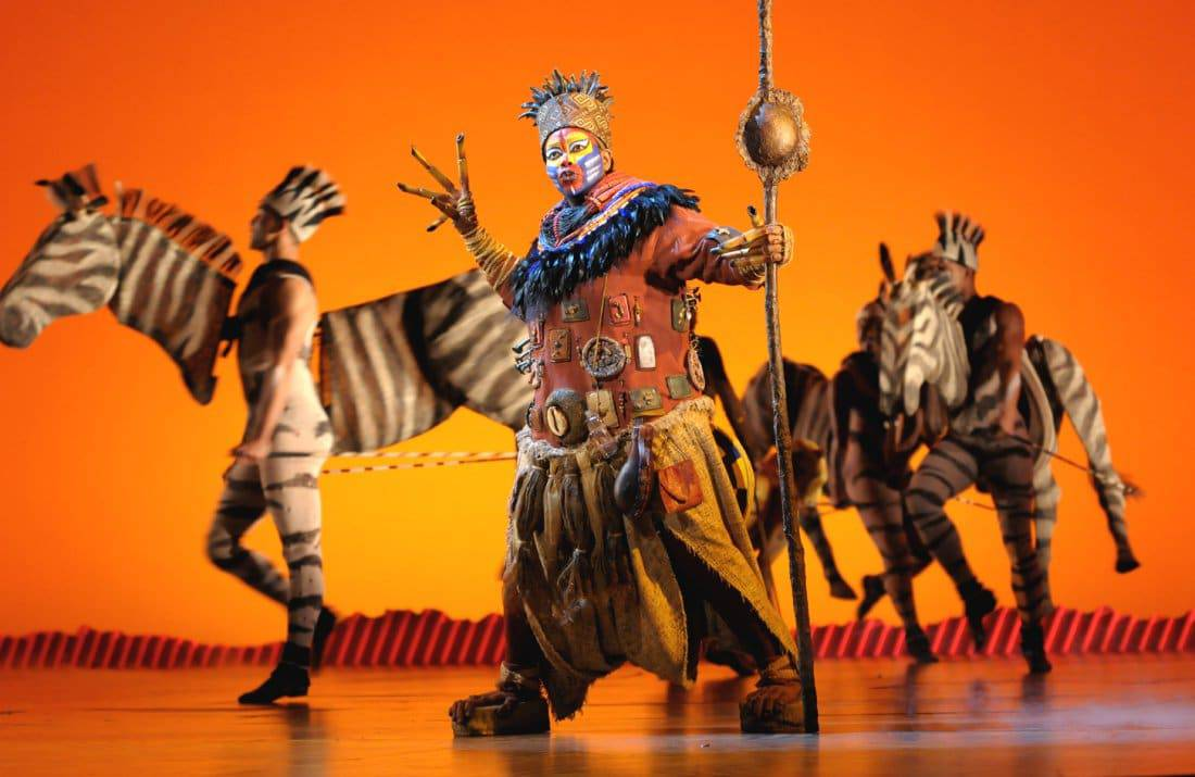 roi lion comedie musicale broadway