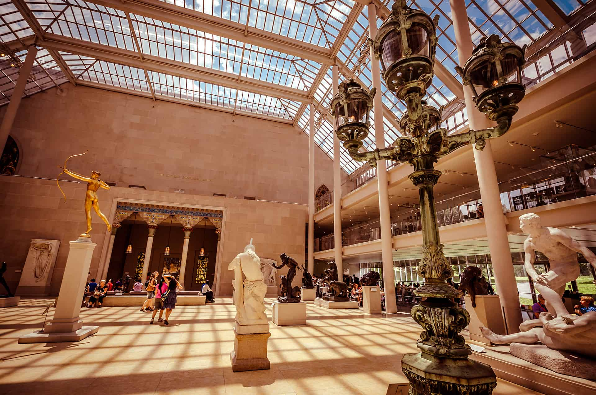 billet metropolitan museum new york