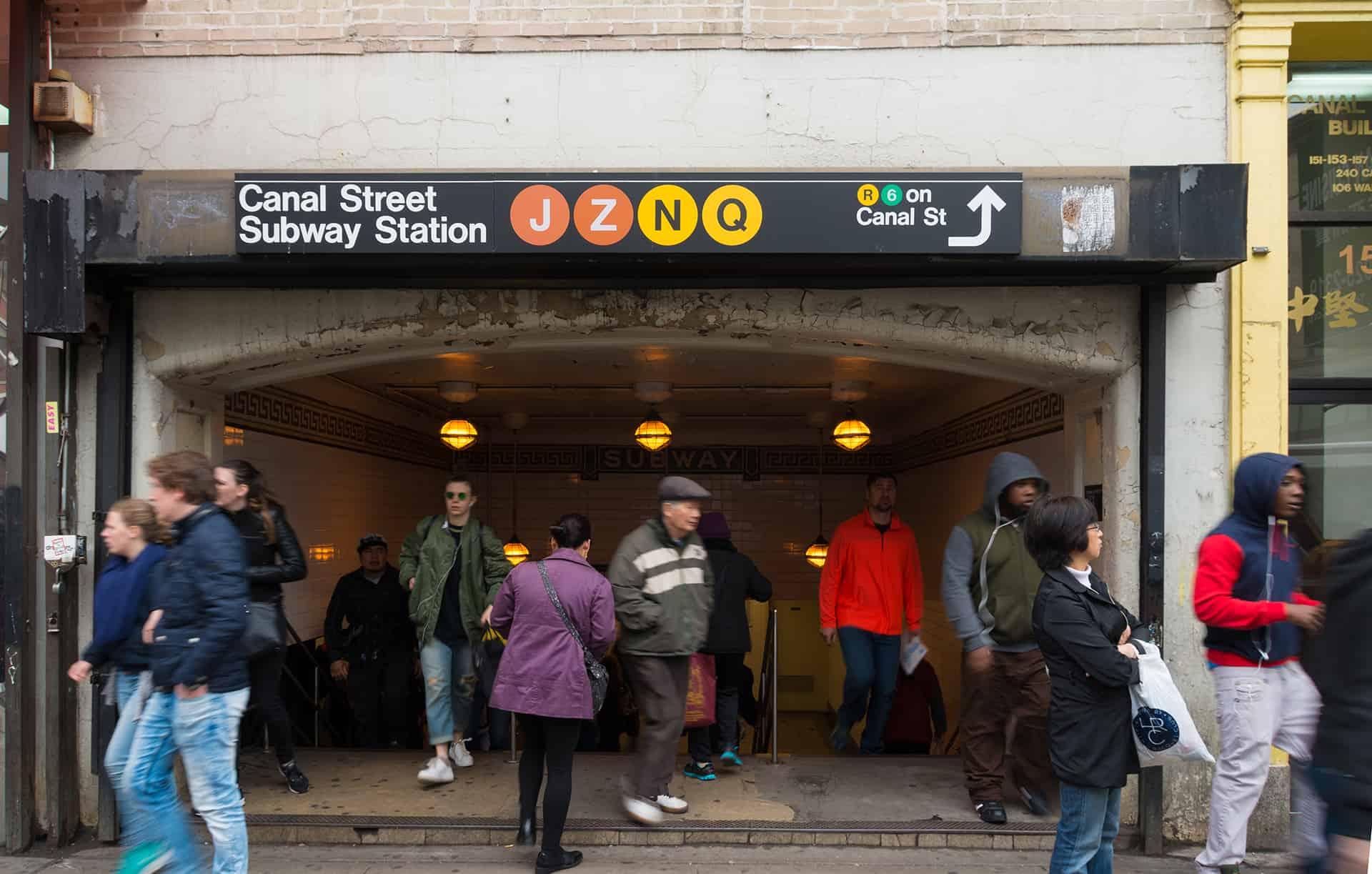 canal street metro chinatown