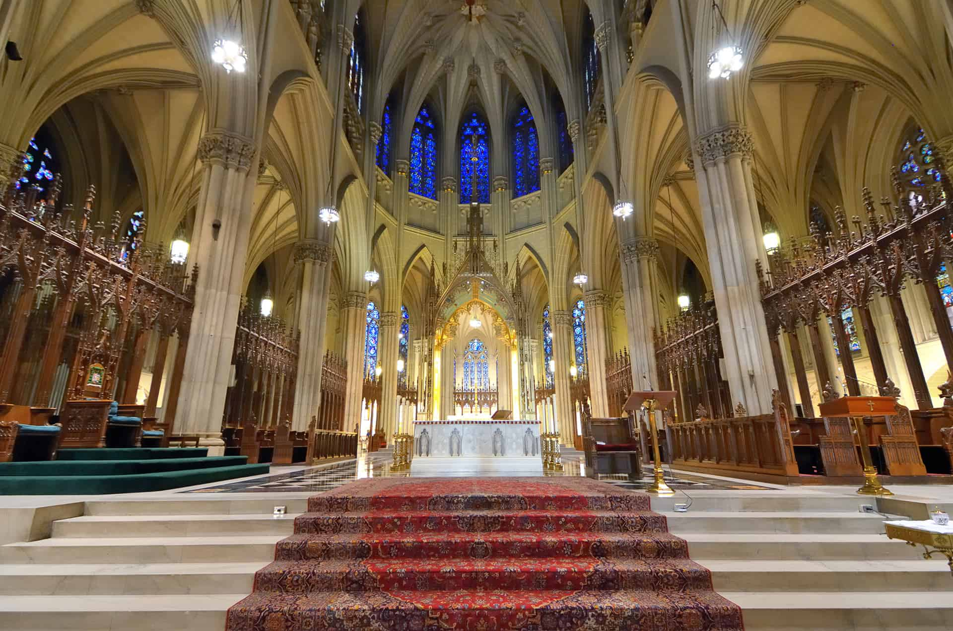 cathedrale new york