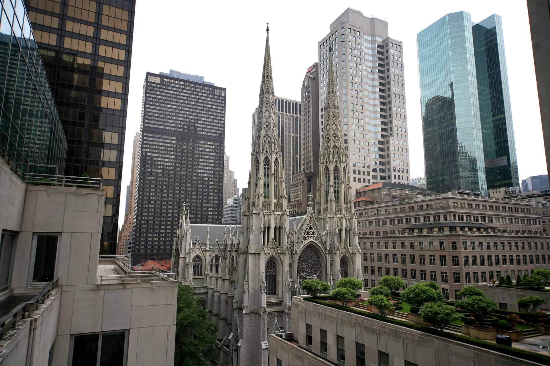 cathedrale saint patrick manhattan