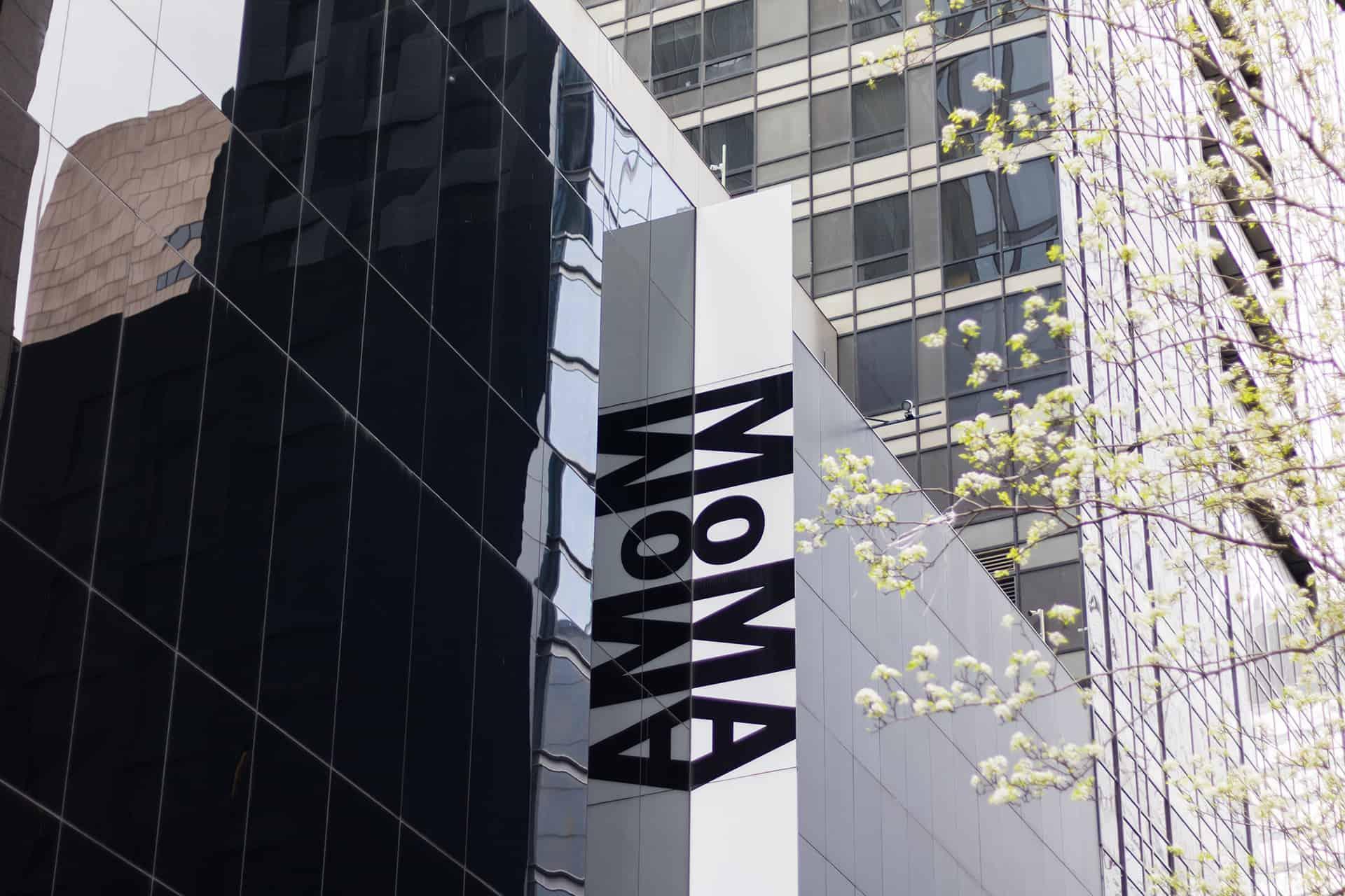 decouvrir moma new york