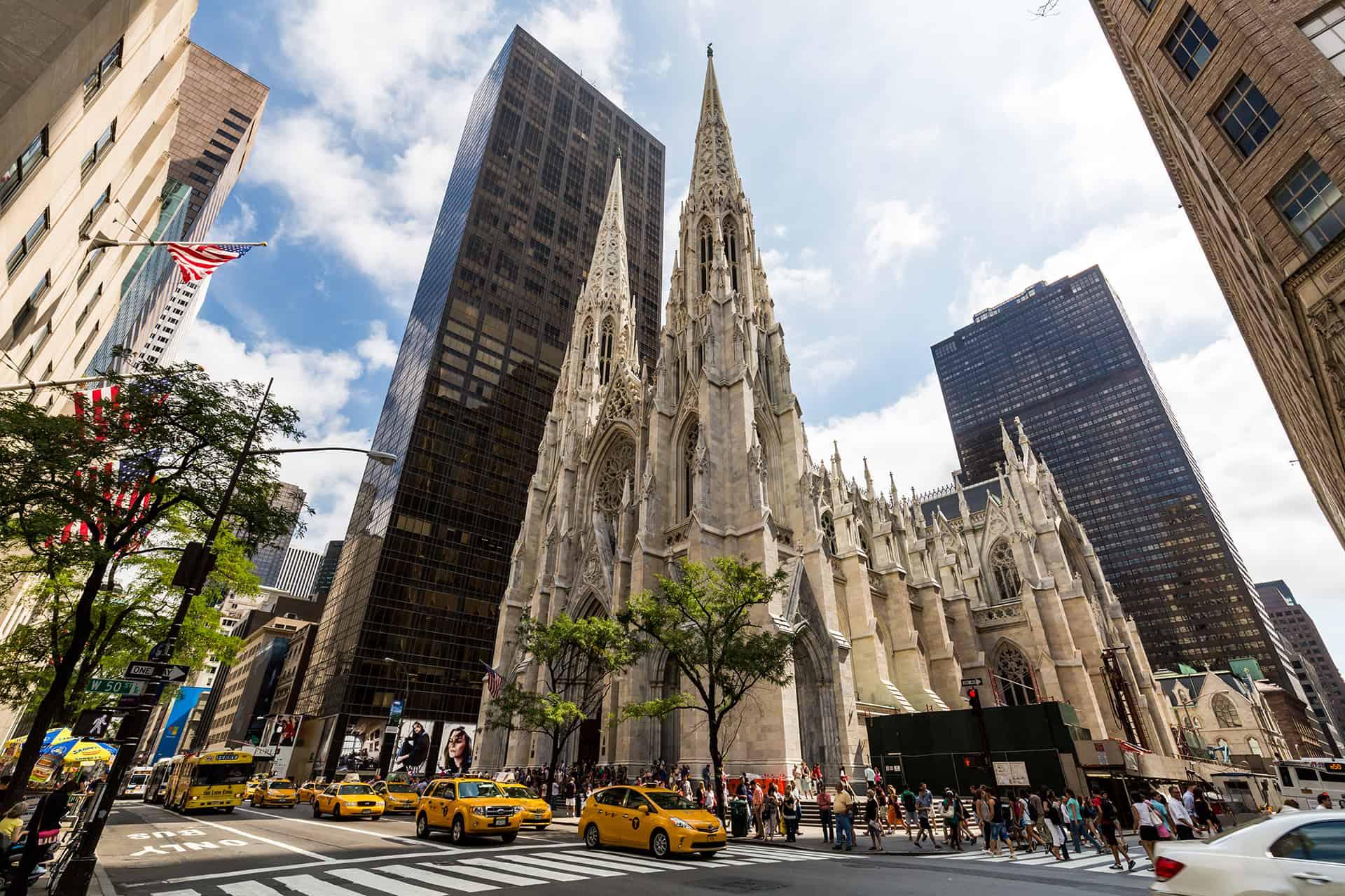 visiter cathedral saint patrick