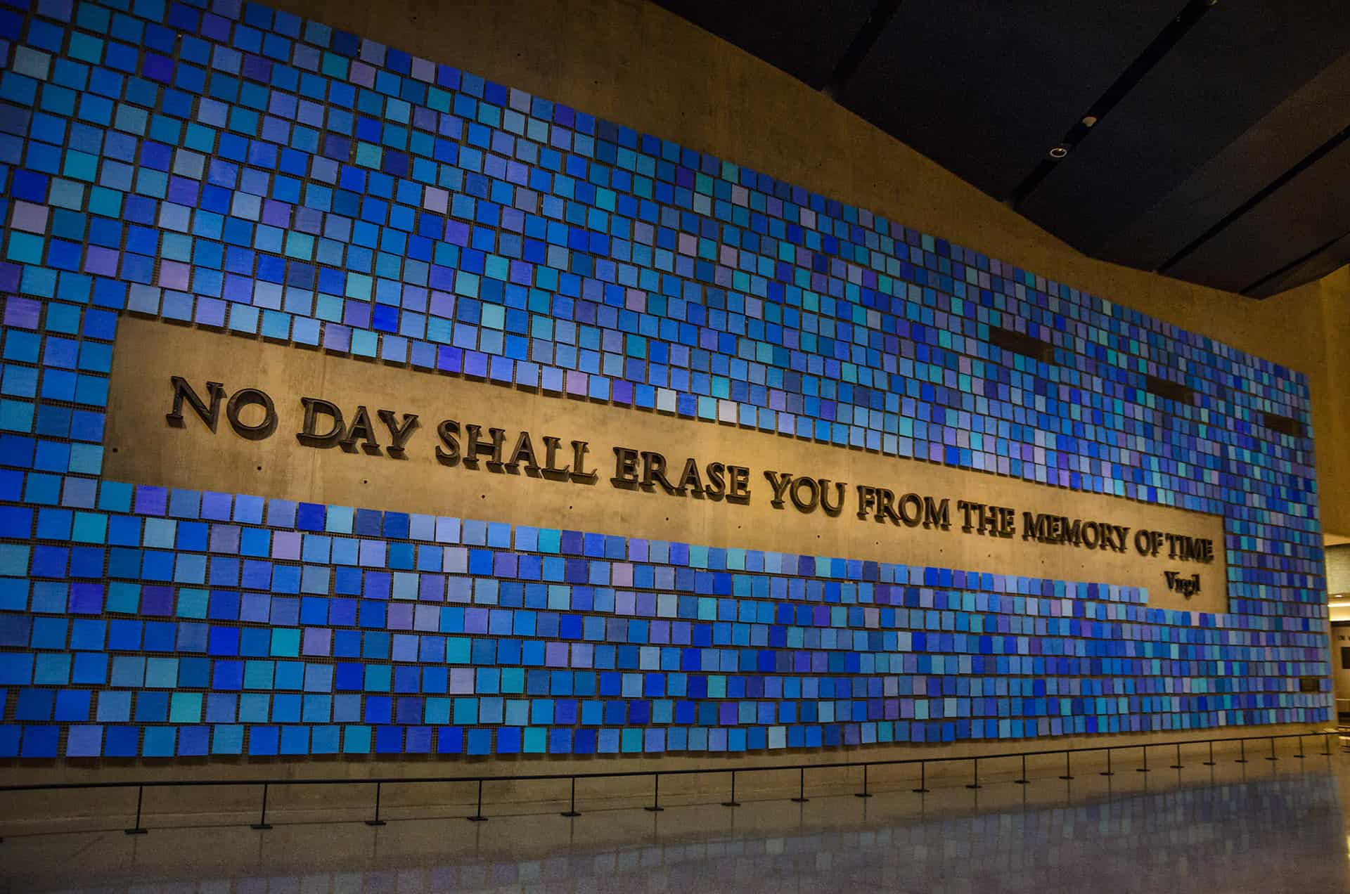visiter le musee du 11 septembre