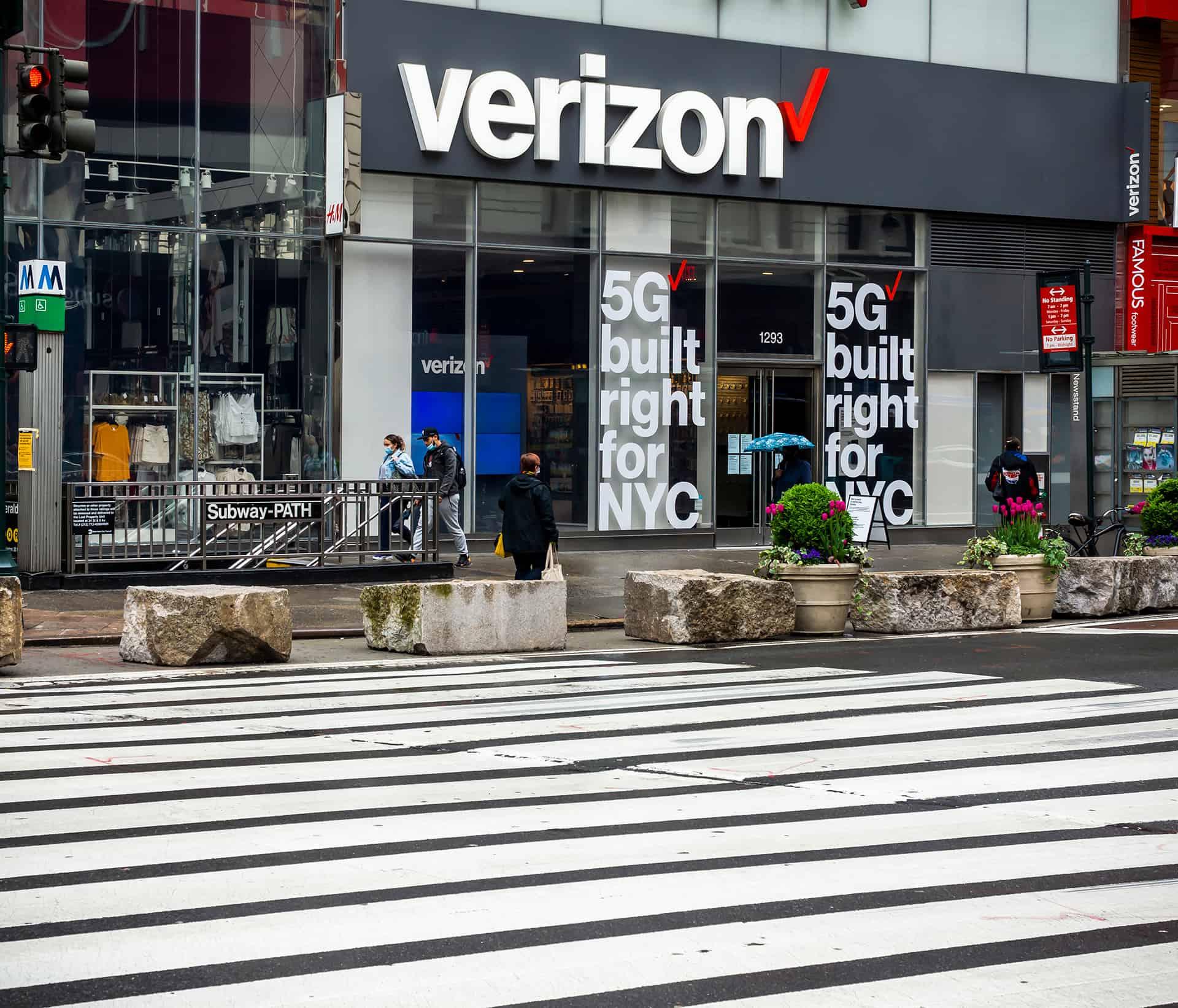 verizon new york
